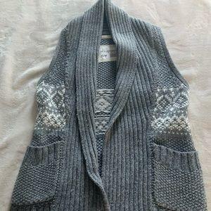 Aeropostale knit vest